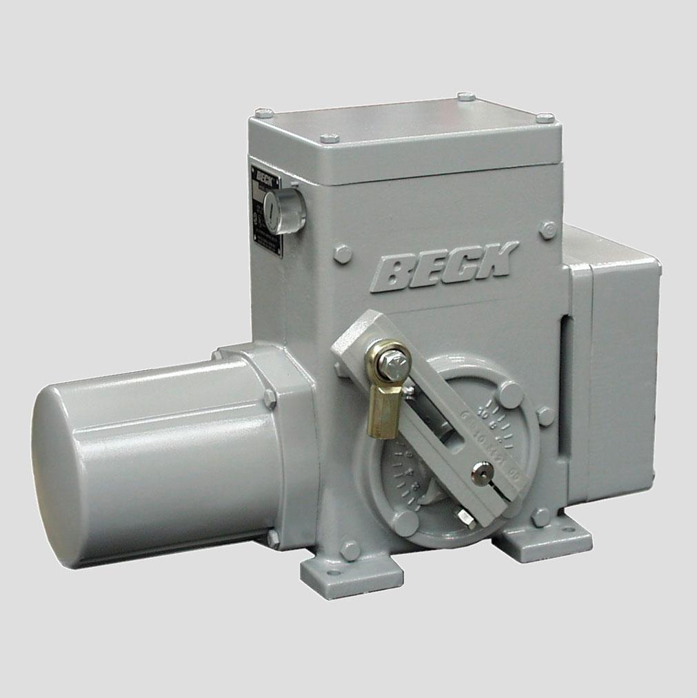 Motorized Damper  Rotary Actuator  Beck Model 11
